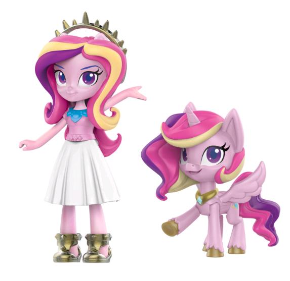 My Little Pony - Equestria Girls - Potion Princess Cadance Crystal (E9189)
