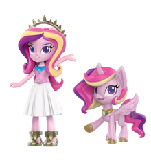 My Little Pony - Equestria Girls - Potion Princess Cadance Crystal (E9189)