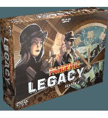 Pandemic - Legacy Season 0 (ZMGZM7174)