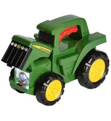 John Deere - Traktor med lys (35083)