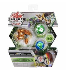 Bakugan - Starter Pack - Armored Alliance - Sairus, Fangzor & Howlkor