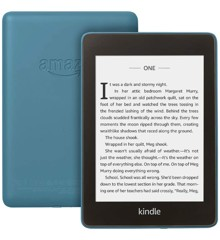Amazon Kindle Paperwhite 8GB - Waterproof eBook Reader
