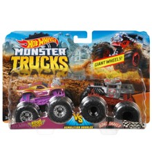 Hot Wheels - Monster Truck Demolition 2 pack (GNW47)