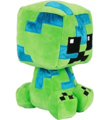 Minecraft Crafter Charged Creeper Plush