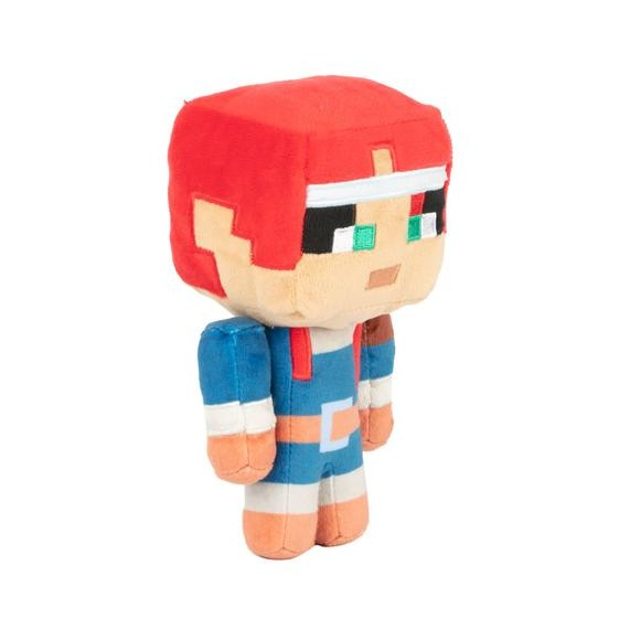 Minecraft Dungeons Happy Explorer Valorie Plush