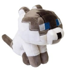 Minecraft Happy Explorer Siamese Cat Plush