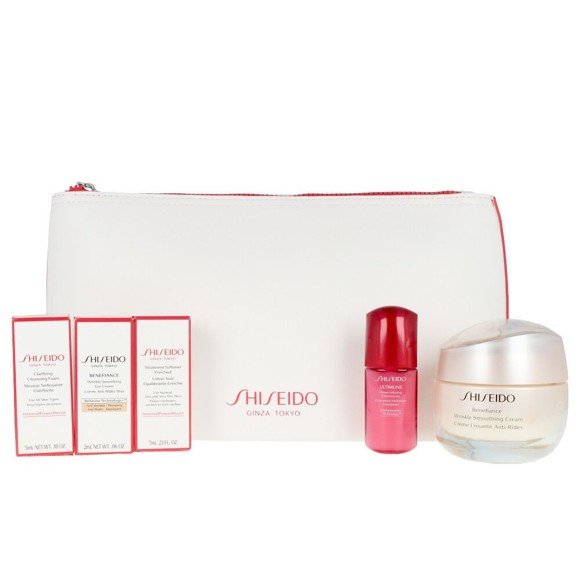 Shiseido - Benefiance Neura Smoothing Cream - Giftset