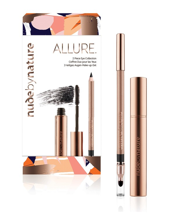 Nude by Nature - Natural Allure Eye Kit