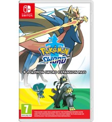 Pokémon Sword (UK, SE, DK, FI)  + Expansion Pass