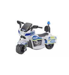 EVO - Elbil - 6V Politi Motorcykel