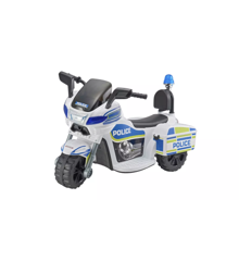 EVO - Electric Car - 6V Police Bike Nordic (1437222)