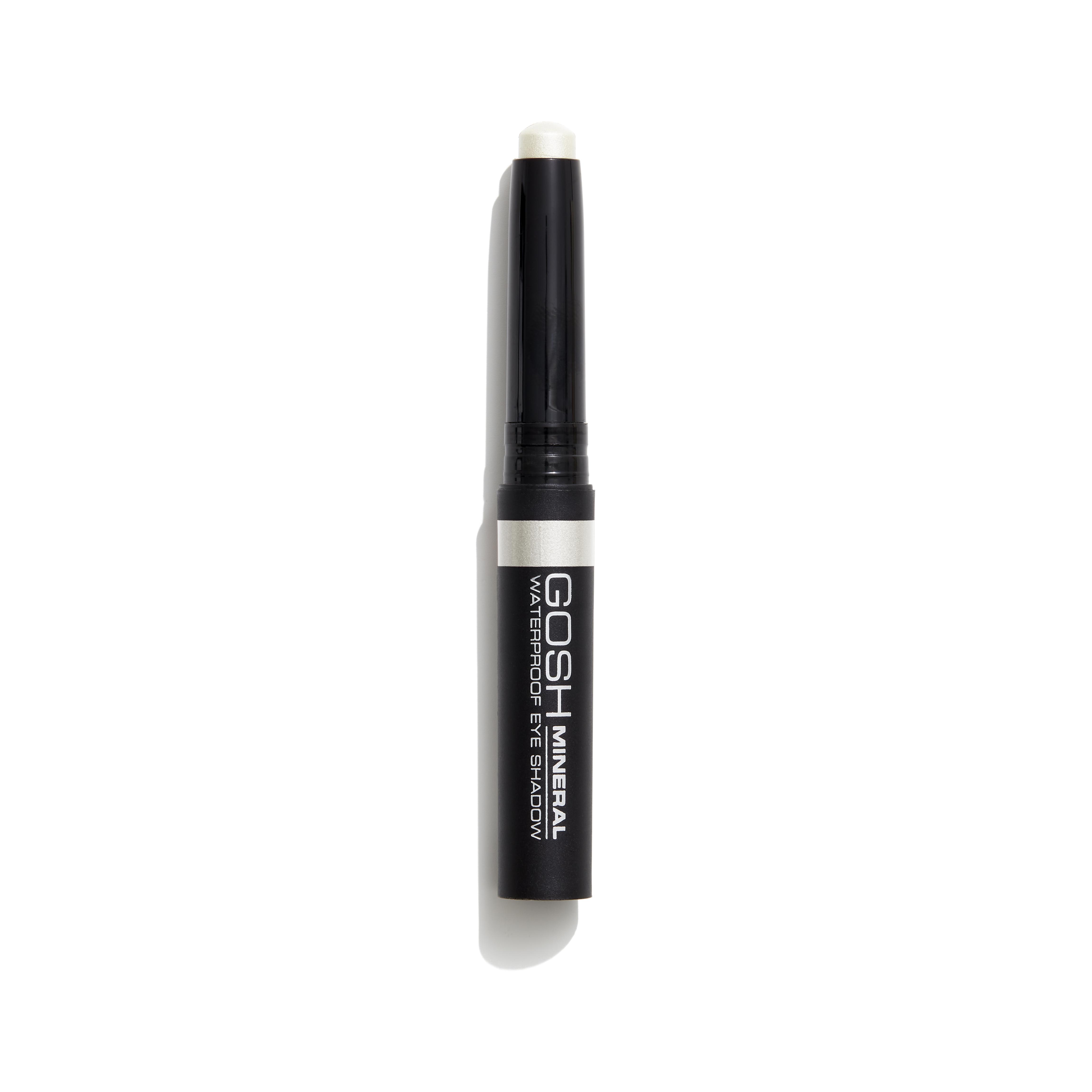 GOSH Copenhagen -  Mineral Waterproof Eye Shadow - 001 Pearly White