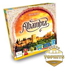 Alhambra - Boardgame (LPFI7461)