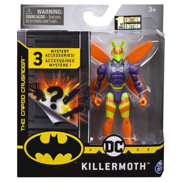 Batman - 10cm Figure - KillerMoth (20124531)