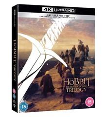 The Hobbit: Trilogy (UK import)