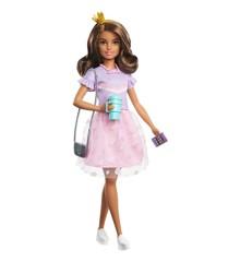 Barbie - Prinsesse Eventyr - Teresa og Tilbehør (GML69)