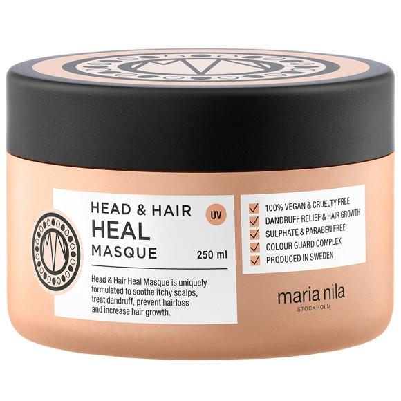 Maria Nila - Head & Hair Heal Masque 250 ml