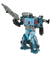 Transformers - Generations War for Cybertron - Earthrise Leader Doubledealer (E8205)