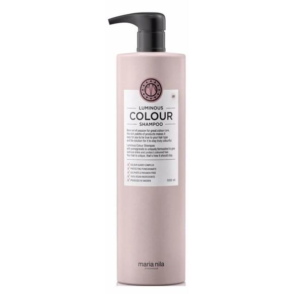 Maria Nila - Luminous Colour Shampoo 1000 ml