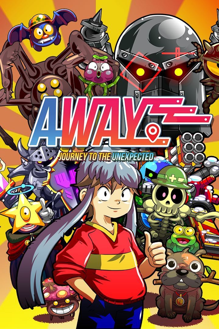 Away: Journey To The Unexpected (Import)
