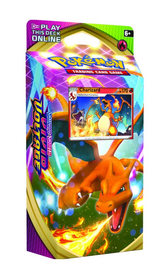 Pokemon - Sword & Shield 4 - Theme Pack (POK80757)