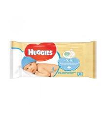 Huggies - Pure Baby Wipes 56 Pcs