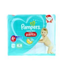 Pampers - 35 Stk Baby Dry Nappy Bleer Str. 4