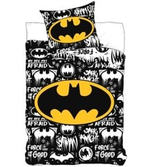 Bed Linen - Adult Size 140 x 200 cm - Batman (1000107)