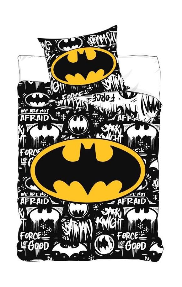Bed Linen - Adult Size 140 x 200 cm - Batman (1000107)
