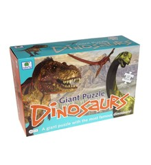 Giant Puzzle Dinosaurs (5942)