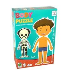 Body Puzzle - Boy (5941)