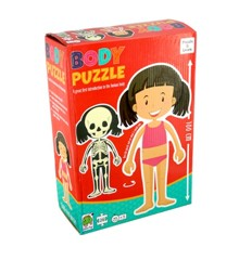 Body Puzzle - Girl (5940)