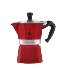 Bialetti - Moka Express 3 Cup - Emotion Red (5292)