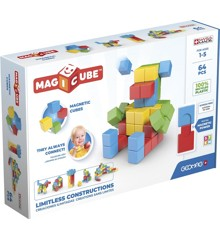 Geomag - Magicube Full Color Recycled Try Me 64 (1069)