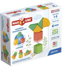 Geomag - Magicube - Starter Sæt 6 dele (200)