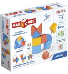 Geomag - Magicube - Dyr 9 dele (201)