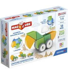 Geomag - Magicube 4 Shapes Recycled Wheels 13 (202)
