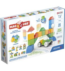 Geomag - Magicube 4 Shapes Recycled World 32 (203)