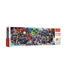 Trefl - Puslespil 1000 brikker - Marvel Universe (29047)