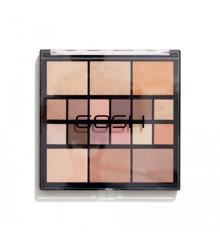GOSH - Grab & Go Get Ready to Glow Makeupsæt