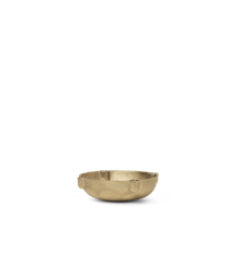 Ferm Living - Bowl Lysestage Small - Messing