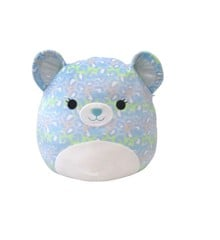 Squishmallows - 30 cm Bamse - Blue Cheetah
