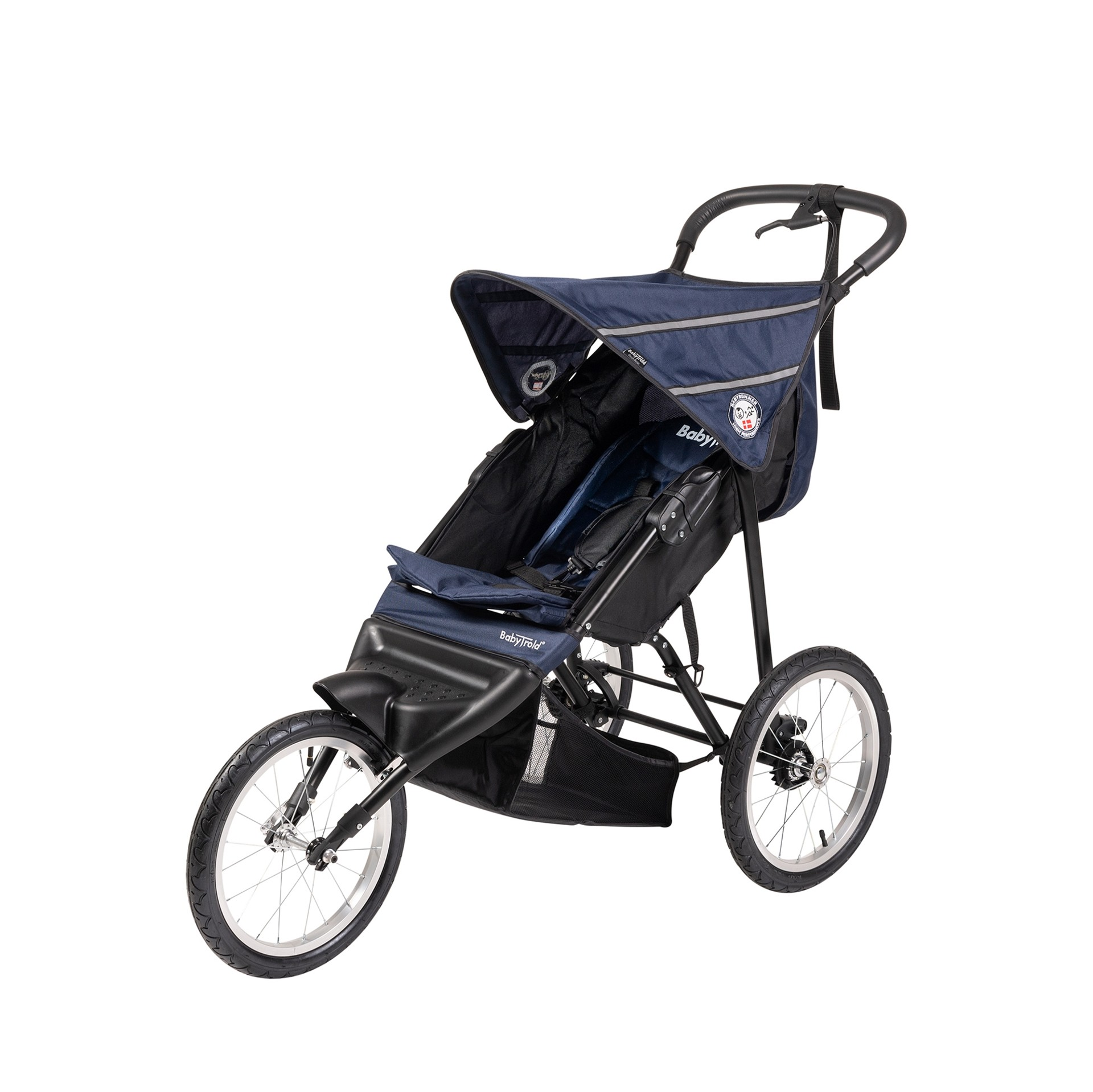 Babytrold - Jogger - Blue