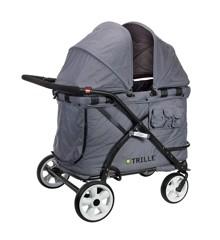 Babytrold - Goliat - Grey
