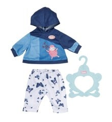 Baby Annabell - Baby Suits 43cm - Blue (704202)