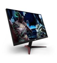 """Acer - 24"""" Skærm Nitro VG240Y - Sort - 1 ms AMD FreeSync"""