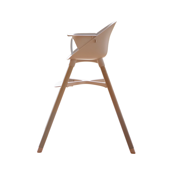 SAFE - Ziza Seat High Chair - Deli Rose