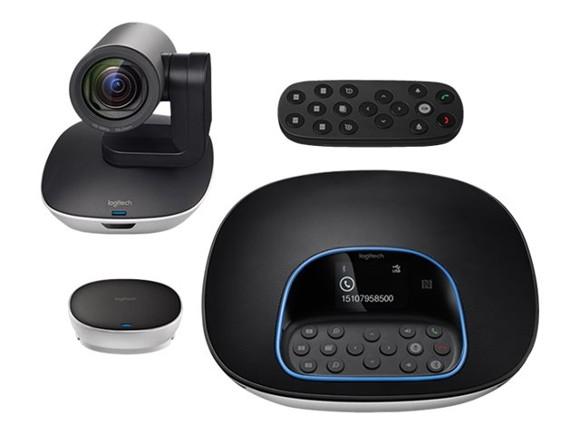 Logitech - Group conference cam