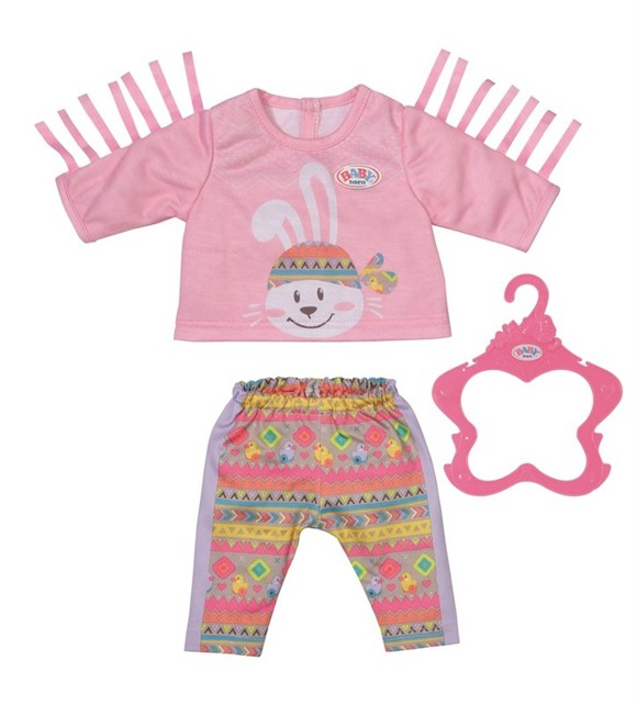 BABY born Trendy Rabbit Pullover Outfit 43cm