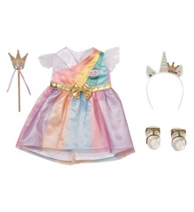 BABY born - Unicorn Deluxe Princess 43cm (830338)